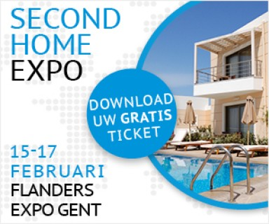 Meet Girasol Homes at the Second Homes Expo in Gent on the 15-17 February 2019
