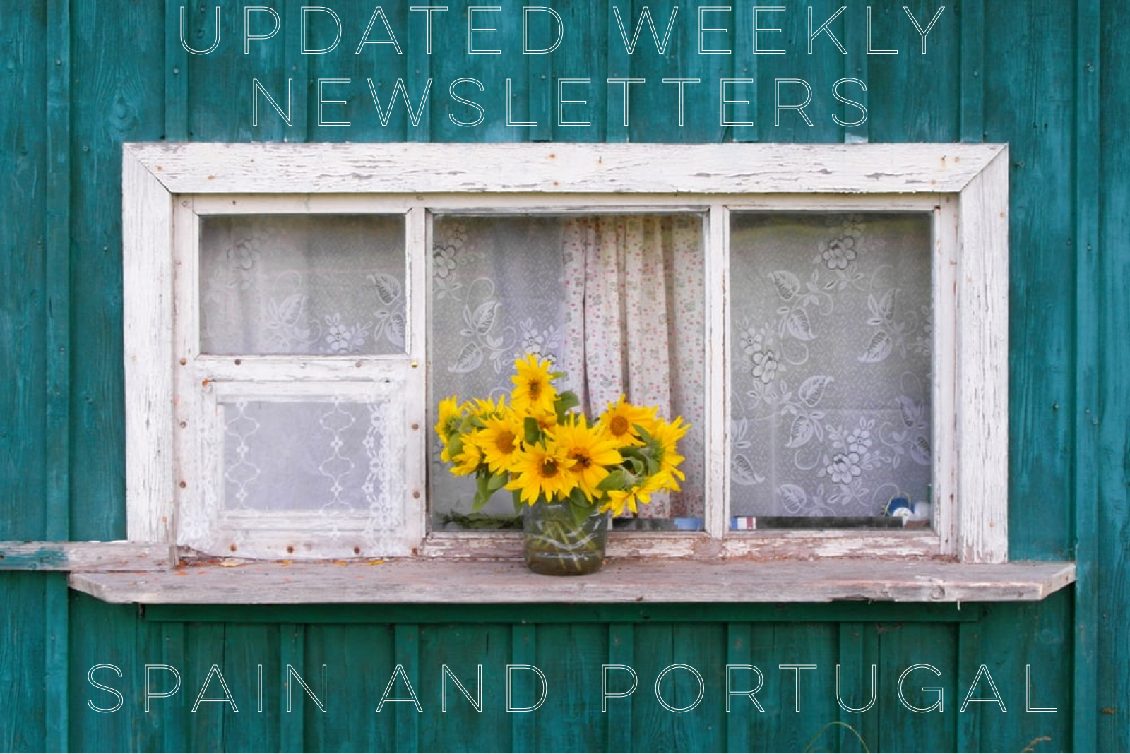 Handpicked Properties in our Updated Newsletter for Spain and Portugal