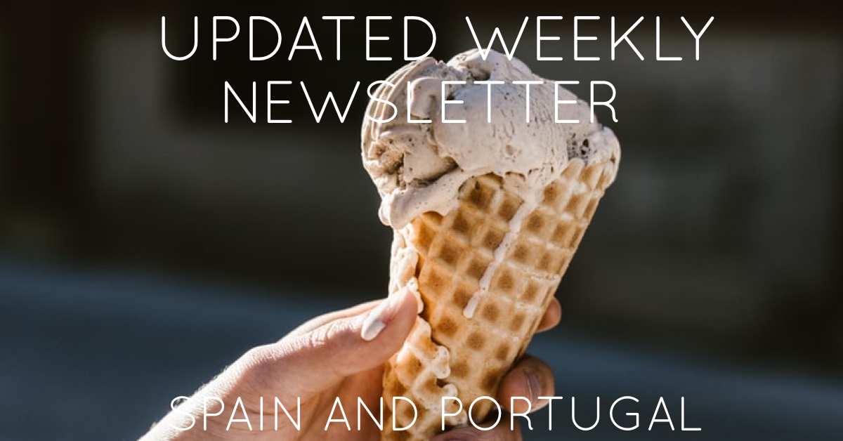 Enjoy the sun? Plan your move abroad with our Newsletter!