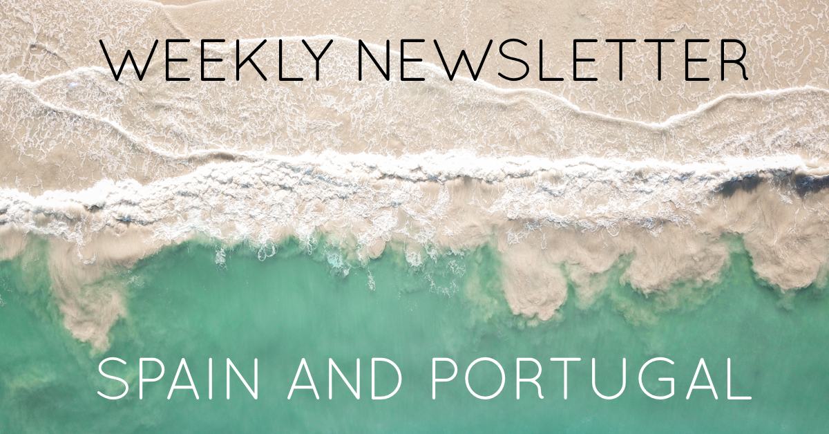 Latest Newsletter For Spain and Portugal